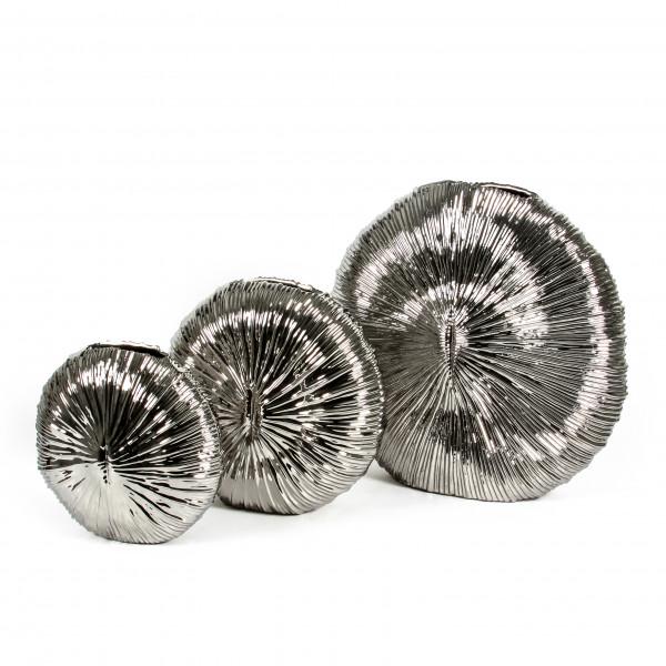 Keramik-Vase Redondo