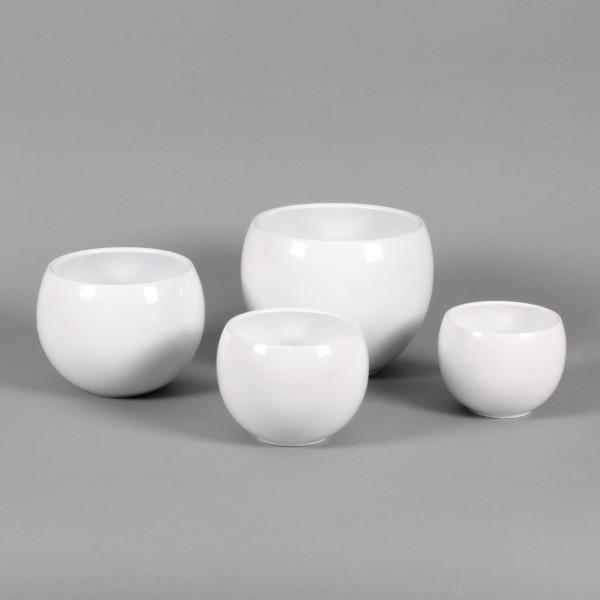 Keramik-Kugeltopf Luna