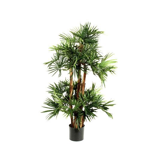 Palme x 8, 90 cm, grün