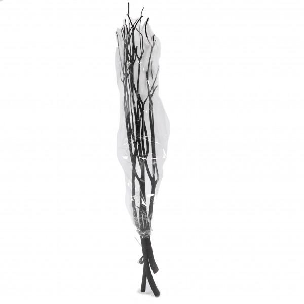 Mitsumata 115-128 cm Bund x 3 Stück schwarz