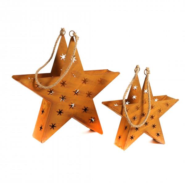 Stern zum Befüllen und Hängen