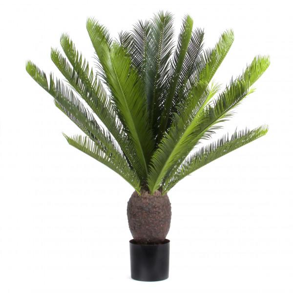 Cycas-Palme x 23, 100 cm, grün