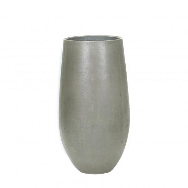 Creastone Vase, bauchig
