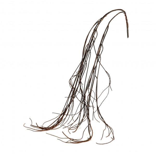Rattangirlande, 170 cm, natur