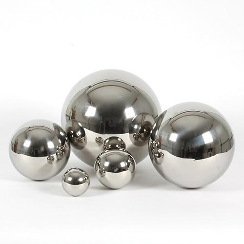 Kugel Silverball Edelstahl,glä nzend