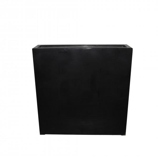 Poly-Stone,Raumteiler zum bepflanzen 100x25x100cm,anthrazit