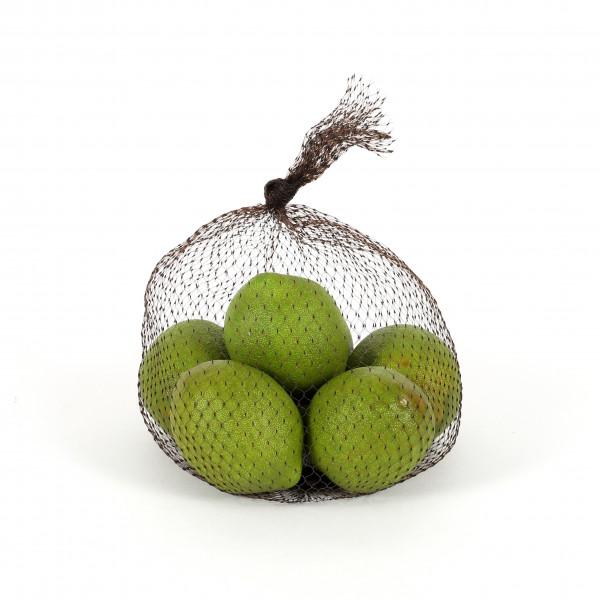 Limone, 65mm, Netz/6 St., grün