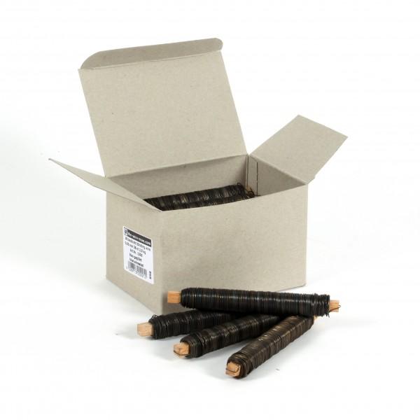 Wickeldraht grünlackiert 0,65 mmx38m Karton 2,5kg