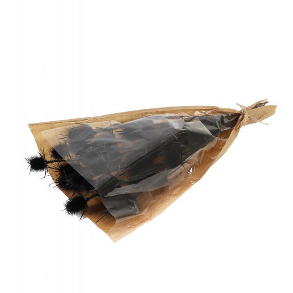 Thistle Flower 100 gr black